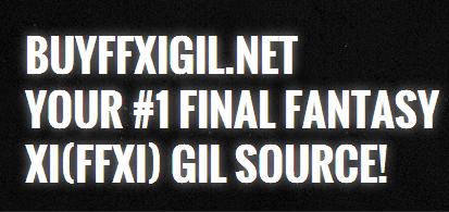 Buy FFXI Gil